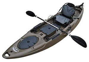 BKC-RA220-11.6'-Single-Fishing-Kayak