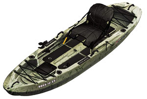 SUNDOLPHIN-Sun-Dolphin-Boss-SS-Sit-On-Top-Stand-On-Top-Angler-Kayak